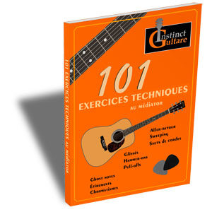 101 exercices techniques à la guitare